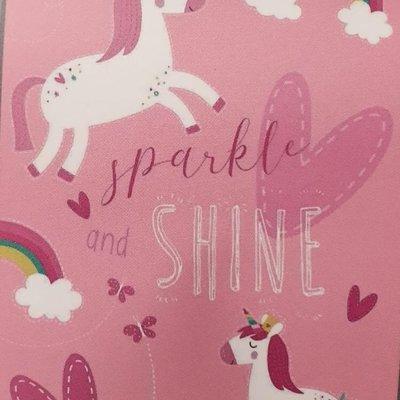 Sheelin Baby Blanket Sparkle Shine