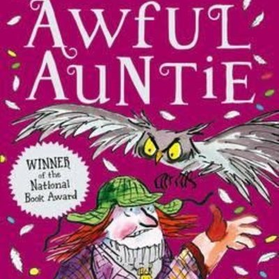 David Williams awful auntie