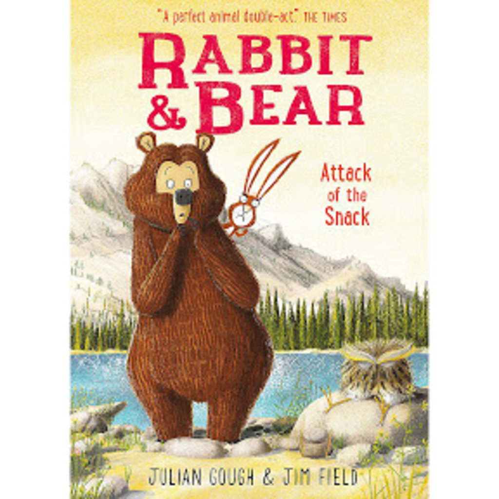 Rabbit & Bear Attack Of The Snack