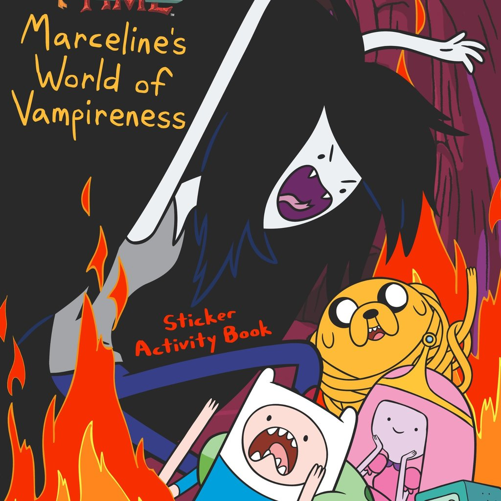 Marceline's World of Vampireness
