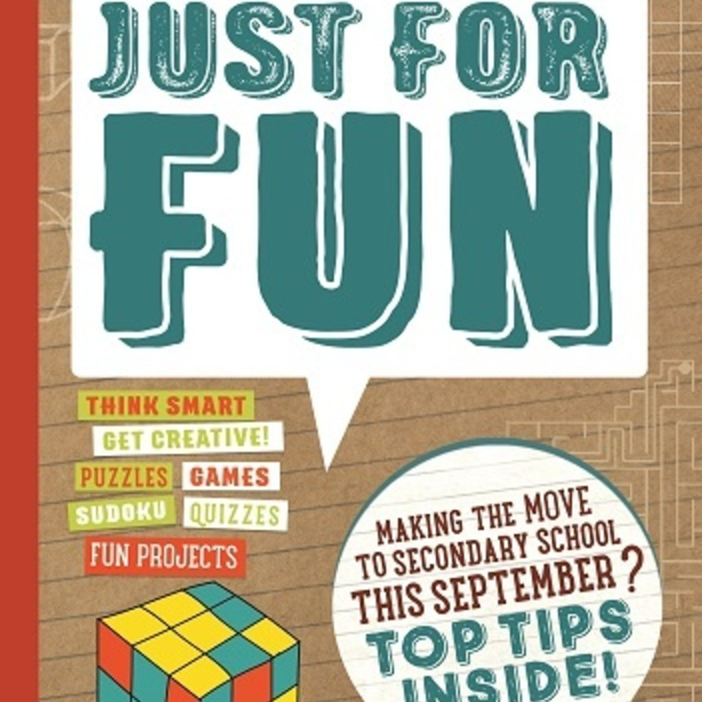 Just For Fun Activity Book