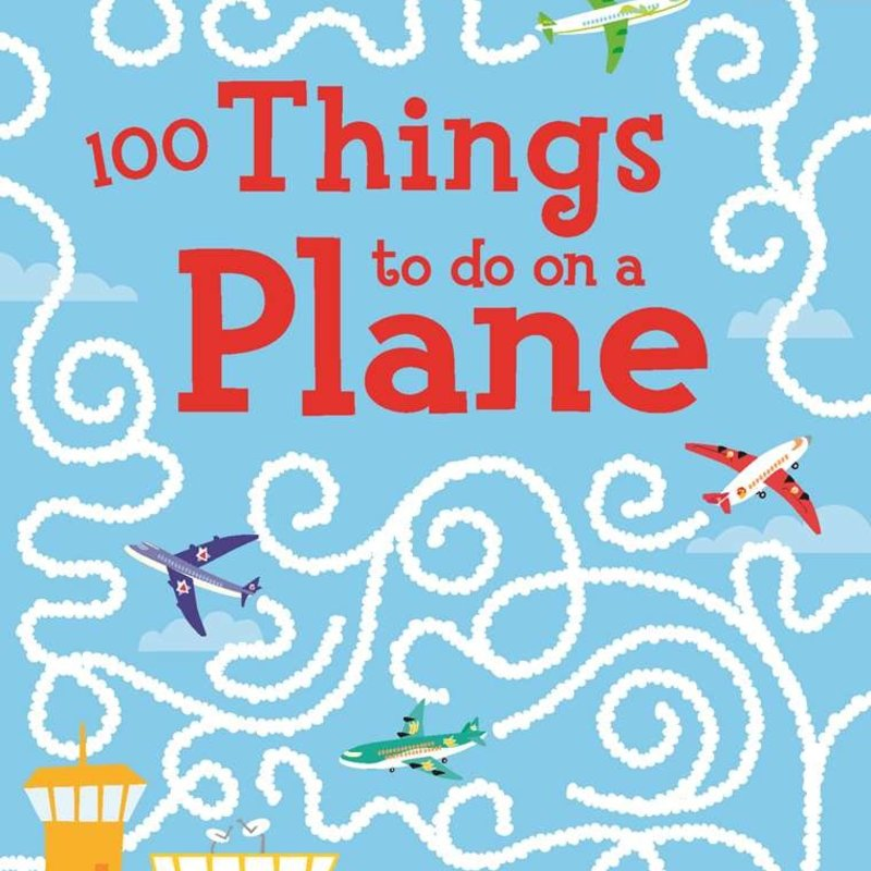 100 Things To Do On A Plane