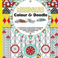 Mandalas colour and doodle