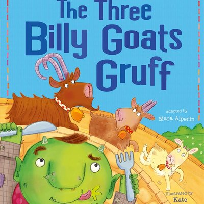 My First Fairy Tales Three Billy Goats