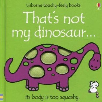 Usborne That's Not My Dinosaur