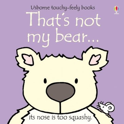 Usborne That's Not My Bear