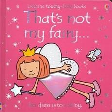 Usborne That's Not My Fairy