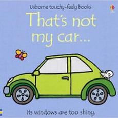 Usborne That's  Not My Car