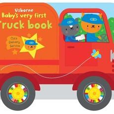 Usborne Baby's Very First Truck Book