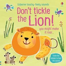 Usborne Don't Tickle The Lion !