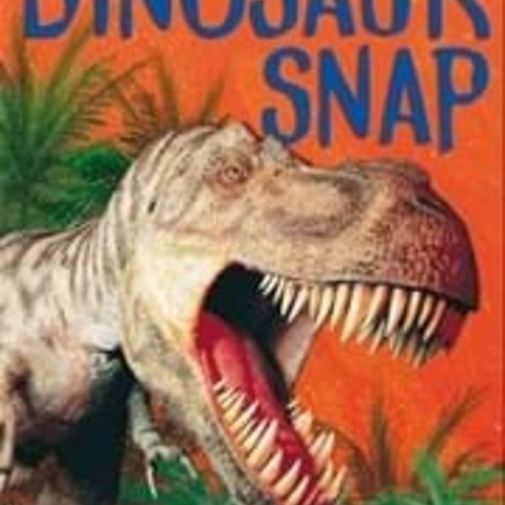 Usborne Dinosaur Snap