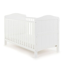 Obaby Obaby Whitby Cot Bed - White
