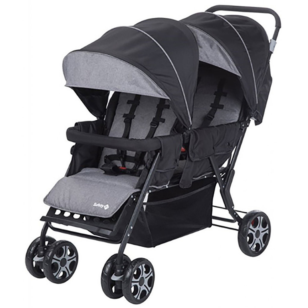 Safety 1st Teamy Double Pushchair