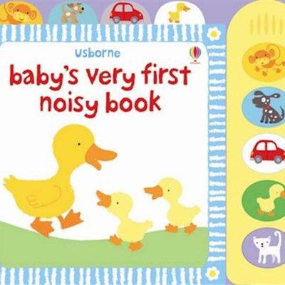 Usborne Baby's Very First Noisy Book