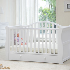 Babylo Babylo Vermont Sleigh Cot Bed