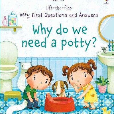 Usborne Why do we need a potty?