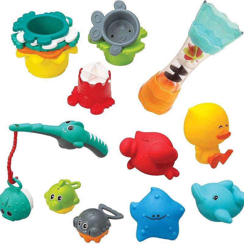 Infantino Infantino Splish & Splash Bath Play Set