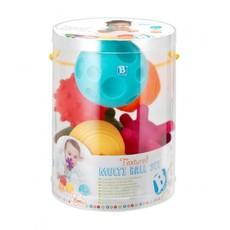 Infantino Infantino Sensory Textured Multi Ball Set