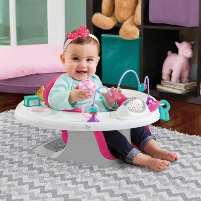 Summer Summer Infant 4 in 1 Super Seat Pink