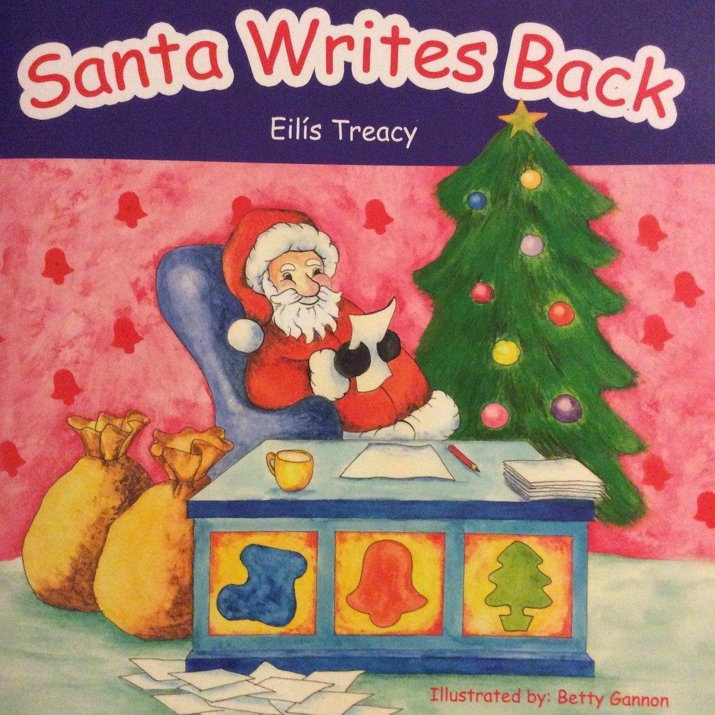 Santa Writes Back