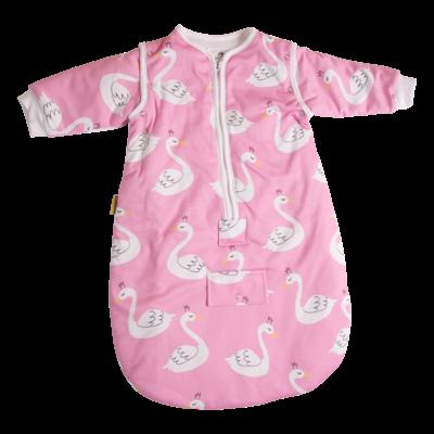 Babyboo SnuggleBoo Pink Swans 18-48 Sleeping Bag