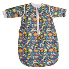 Babyboo SnuggleBoo Superhero 0-6m Sleeping Bag