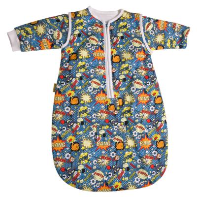 Babyboo SnuggleBoo Superhero 18-48 m Sleeping Bag