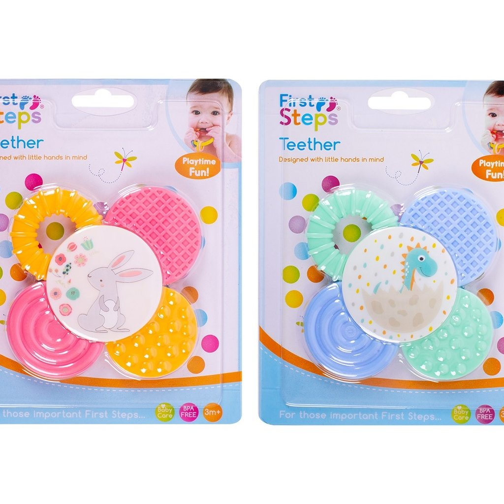 First Steps First Steps Teether