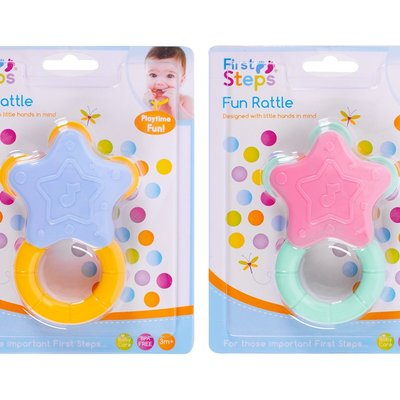 First Steps First Steps Fun Rattle