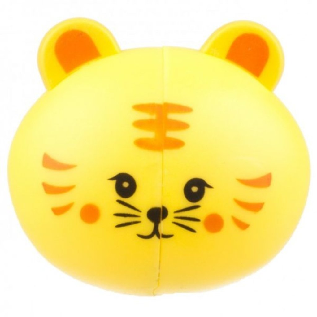 Smiley Eileey Tiger Tooth Brush Holder