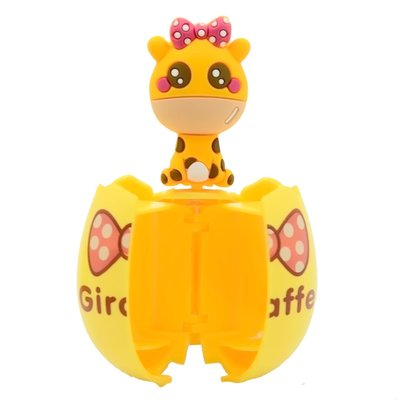 Smiley Eileey Giraffe Tooth Brush Holder