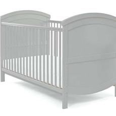 Baby Elegance Baby Elegance Walt Cot Bed - Grey