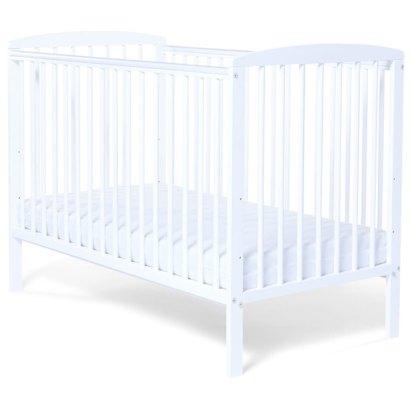 Baby Elegance Starlight Cot White