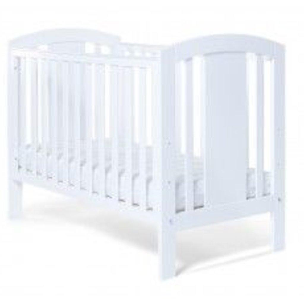 Baby Elegance Baby Elegance Laba Cot- White