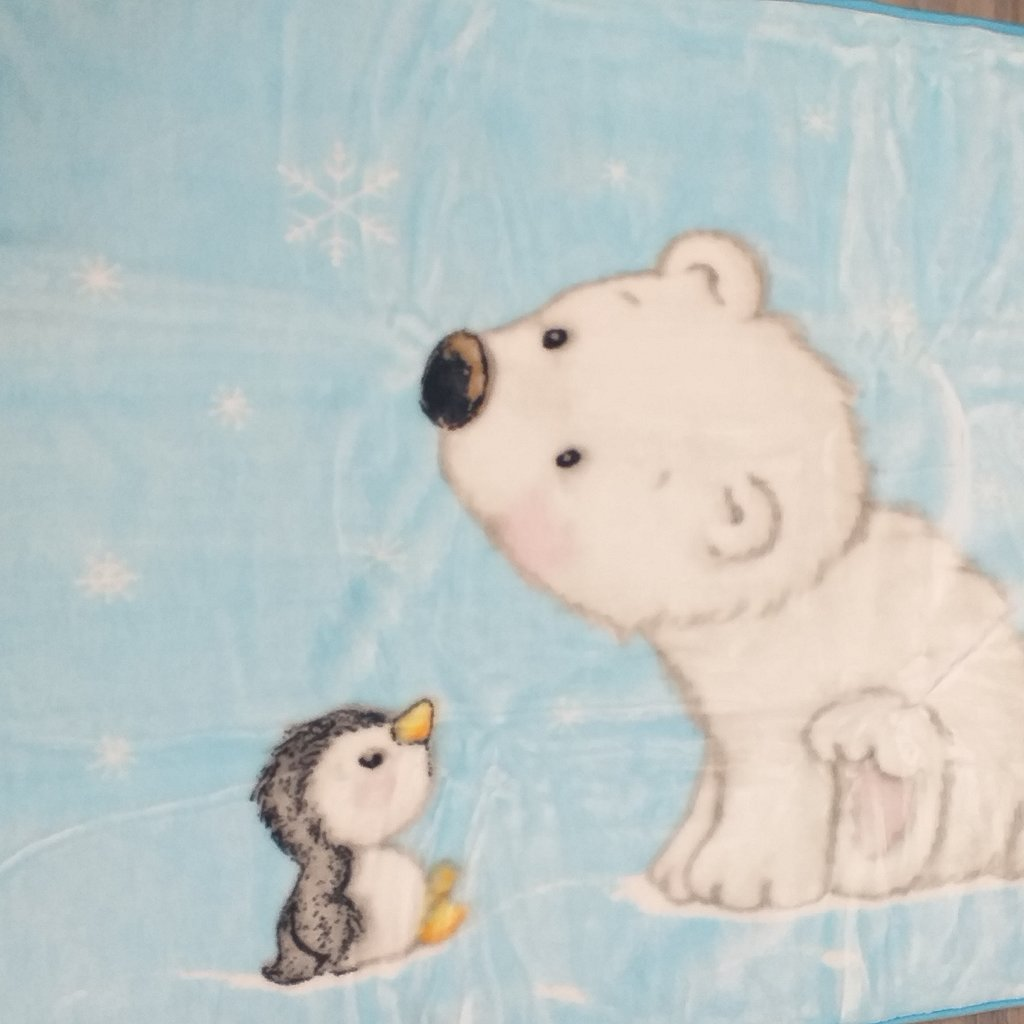 Baby Boy/Girl Boxed Blanket- Assorted Designs
