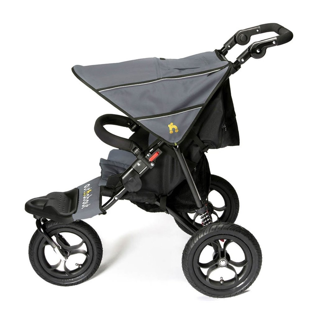 Out n About Out n About Nipper Double Steel Grey