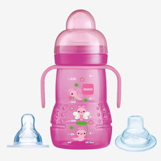 Mam MAM Trainer Cup 2 in 1  Pink 220ml