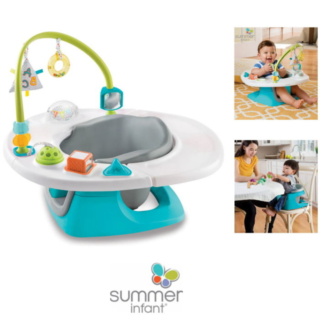 Summer Summer Infant 4 in 1 Deluxe Superseat