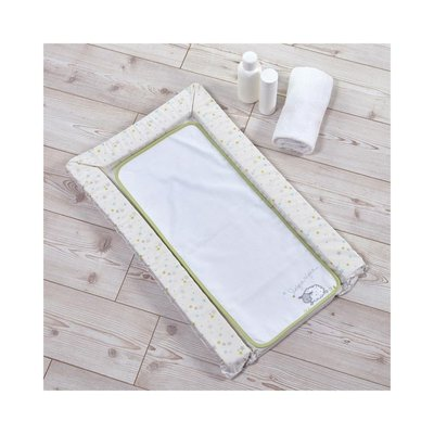 Silver Cloud Counting Sheep Change Mat with Liner