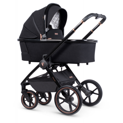 Venicci Venicci Tinum SE Stylish Black 3 in 1
