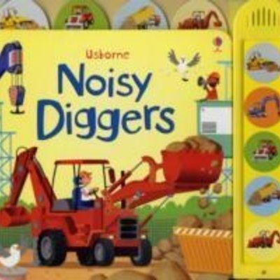 Usborne Noisy Diggers