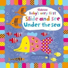 Usborne BVF Slide and See Under The Sea
