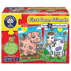 Orchard Orchard Toys First Farm Friends Puzzle
