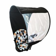 Allaboutthem Cozy Rider Buggy Board Raincover