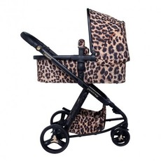 Cosatto Paloma Hear Us Roar Giggle 3 Travel System Bundle with Port Car seat