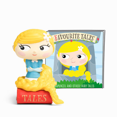 Tonies Creative Tonies - Rapunzel and other stories