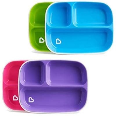 Munchkin Munchkin Splash Divider Plates 2pk