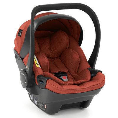 EGG Egg Shell Car Seat- Paprika