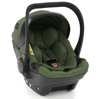 EGG Egg Shell Car Seat- Olive