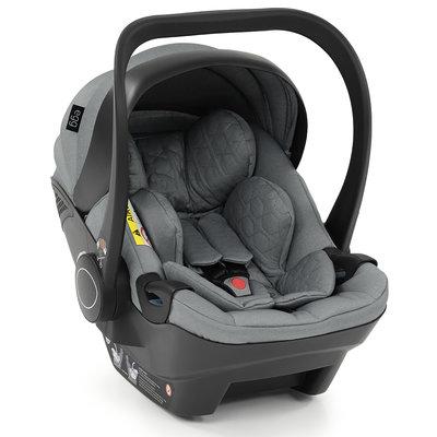 EGG Egg Shell Car Seat- Monument Grey